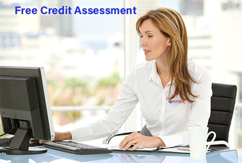 free credit assessment process