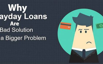 Why Payday Loans Affect My Credit Rating.