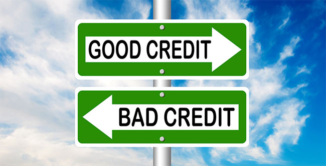 Bad Credit Warning Signs!