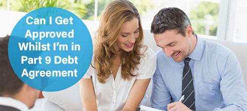 Part 9 Debt Agreement Loans